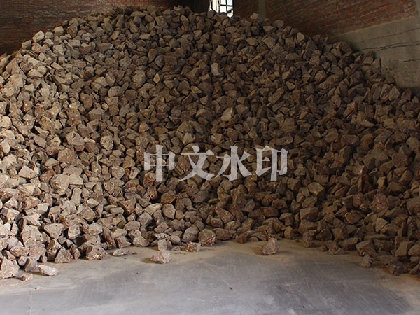 Magnesia for 3 ton medium frequency furnace