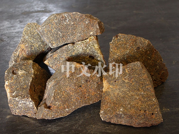 Magnesia for 2 ton medium frequency furnace