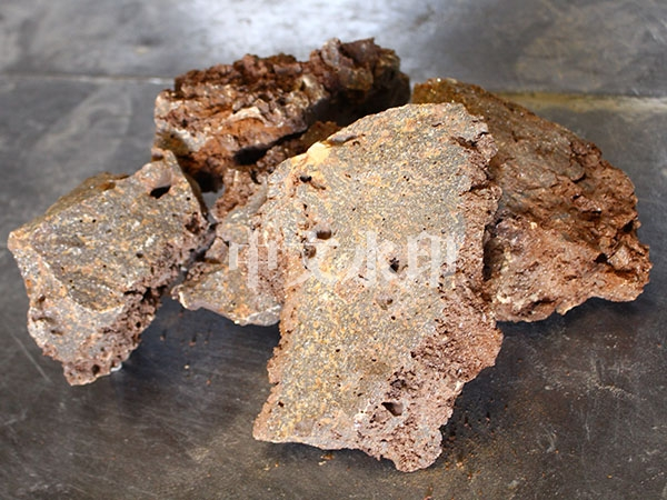 Special electric melting magnesia sand for medium frequency furnace